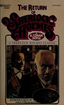 The return of Sherlock Holmes (1907) PDF Novel