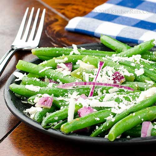 Mexican-Spiced Green Bean Salad