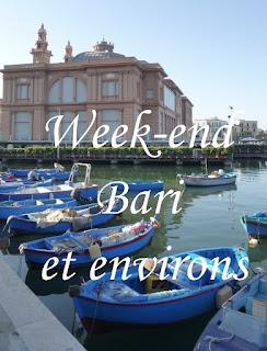 bari pouilles voyage sejour itineraire roadtrip visite activité circuit italie