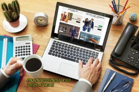 Easy Online Business Jobs From Work  to Get Without Investment