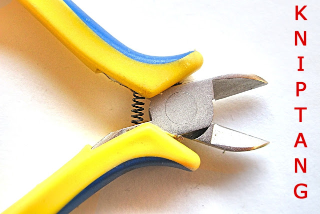 kniptang - cutting pliers