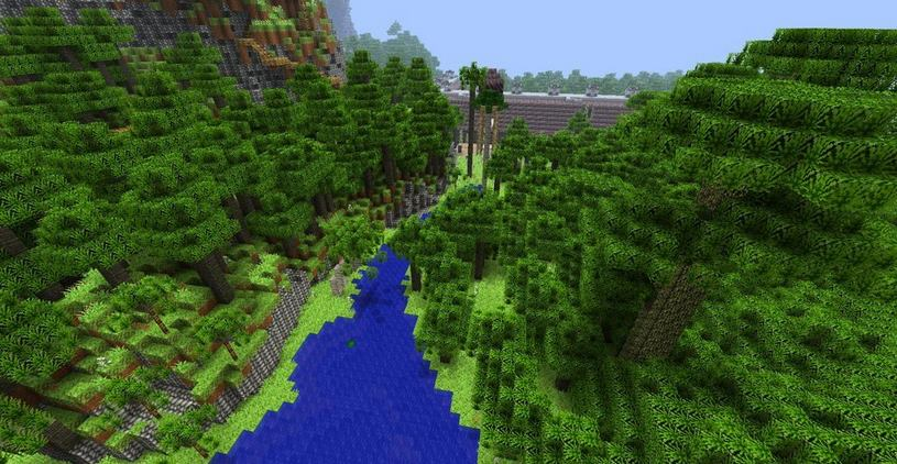 Minecraft PC Full Español