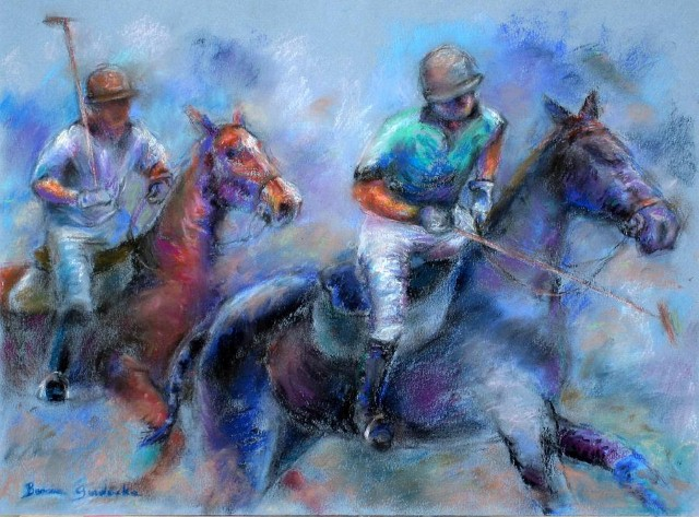 Современное американское искусство. Bonnie Goedecke 6