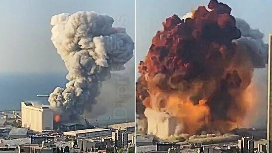 explosao beirute reparacao vitimas video mortos
