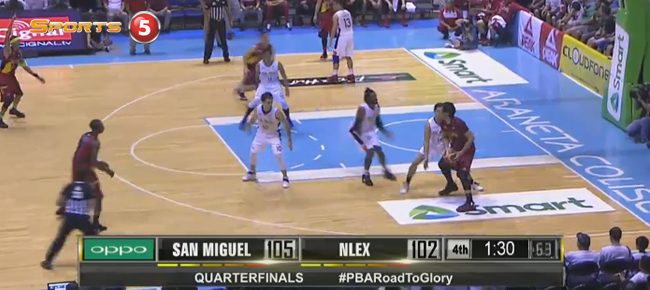 San Miguel eliminates NLEX, 114-110 (REPLAY VIDEO) September 23 - QUARTERFINALS