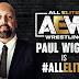 AEW anuncia a contratação de Paul Wight