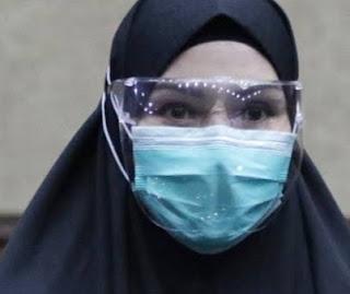 Kejaksaan Republik Indonesia Telah Memberhentikan Tidak Dengan Hormat Sebagai PNS Terhadap Dr.Pinangki Sirna Malasari