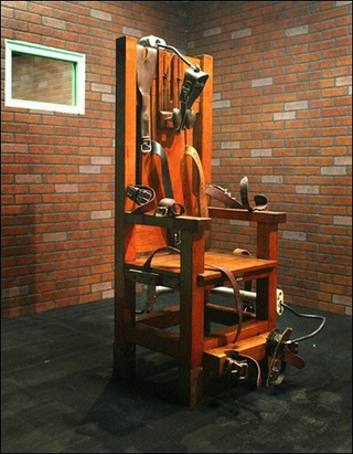 Death penalty news for Chaise electrique