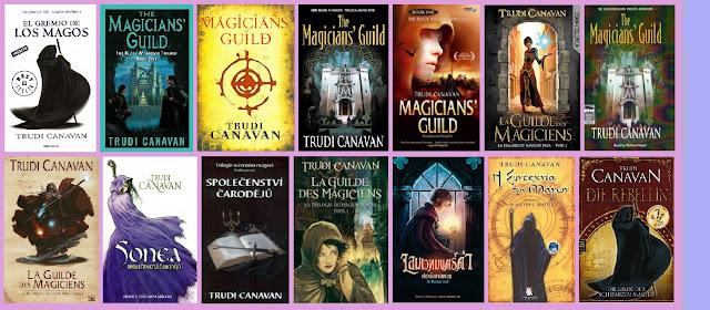 portadas del libro El gremio de los magos