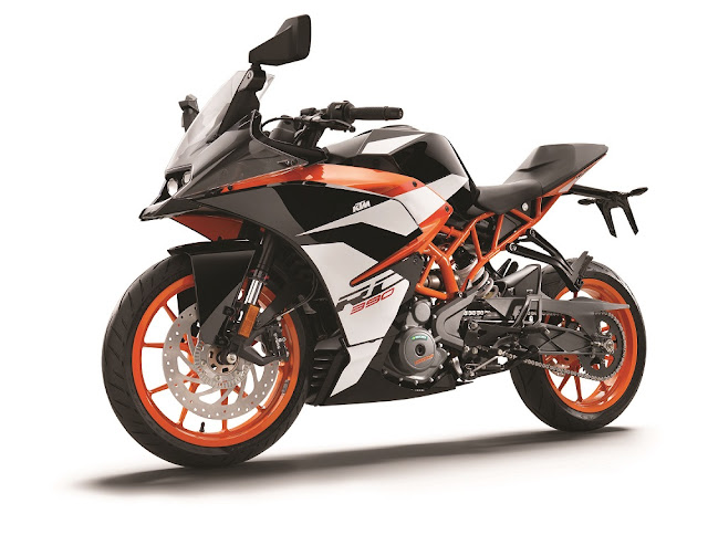KTM launches all-new RC 390 and RC 200 in Karimnagar