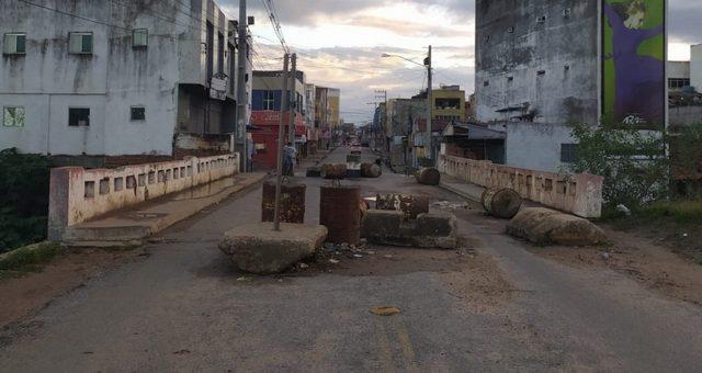 Começam as obras de reconstrução da Ponte Velha, em Santa Cruz do Capibaribe