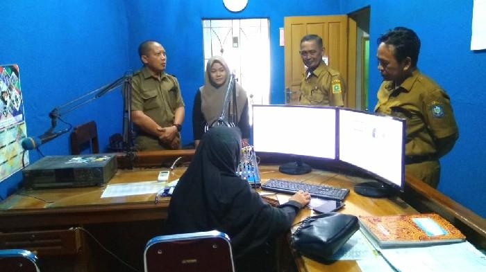 Belajar Pengelolaan Media Massa  Diskominfo Soppeng Studi Banding di Sinjai