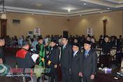 Pimpinan DPRD Sumenep Resmi Dilantik