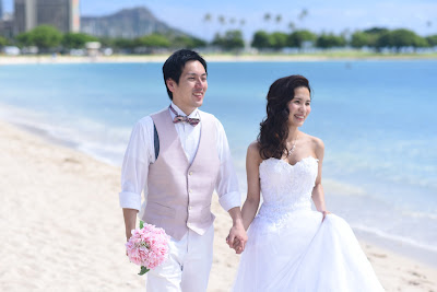 Waikiki Wedding Photos