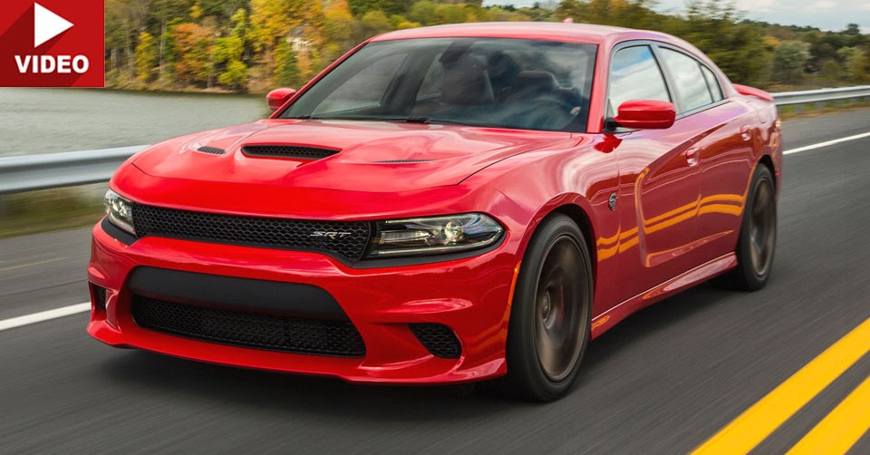 How Does Dodge S 707hp Charger Srt Hellcat Perform As A