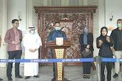 Pemprov DKI Jakarta Terima Bantuan Dari Liga Muslim Dunia Untuk Menangani Wabah Virus Covid-19