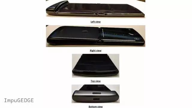 Motorola RAZR Specifications and Design