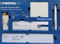 Logo Finstral : kit per check-up finestre gratis ! Ecco come riceverlo in omaggio