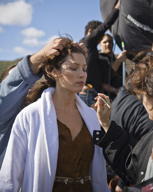 Pocahontas - Annie Leibovitz