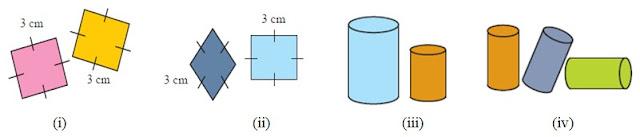 Bank Soal Matematika Materi Kekongruenan dan Kesebangunan Kelas 9