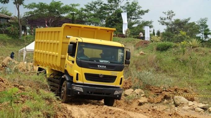 Tata Kini Jual Dump Truck Murah Bekas