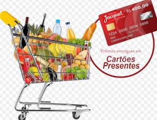 Promoção Jacquet 2018 Achou Ganhou Cartão Presente Valor 400 Reais