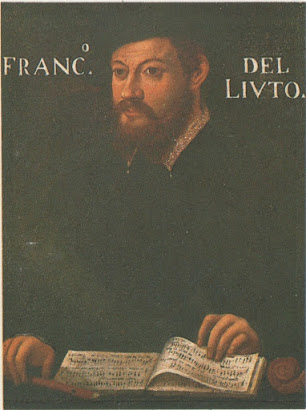 Francesco Canova da Milano was known as the greatest lutenist of his time in Europe