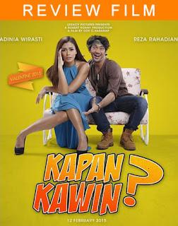 Review Film: Kapan Kawin?