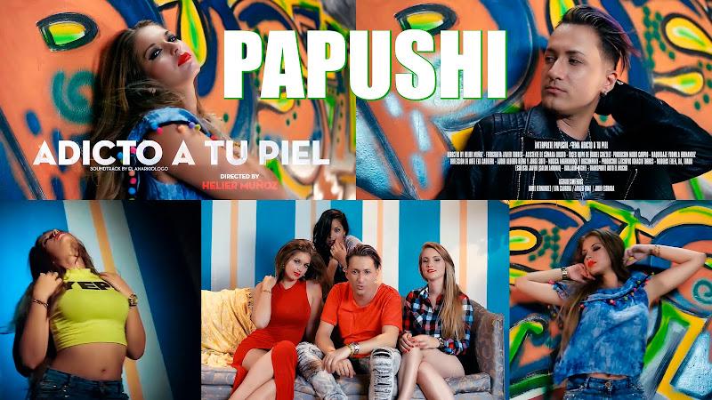 Papushi - ¨Adicto a tu piel¨ - Videoclip - Director: Helier Muñoz. portal Del Vídeo Clip Cubano. Música cubana. Pop. Cuba.