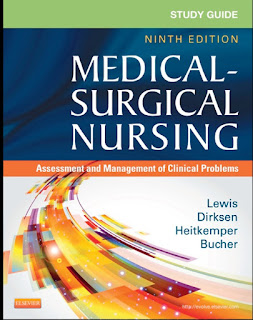 Medical-Surgical Nursing Assessment and Management of Clinical Problems 9th Edition
