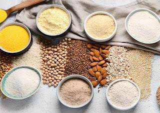 Cách làm bột ngũ cốc lợi sữa giảm cân