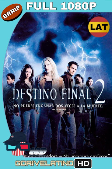 Destino Final 2 (2003) BRRip 1080p Latino-Ingles MKV