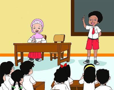 kunci jawaban tematik kelas 5 tema 2 pembelajaran 6