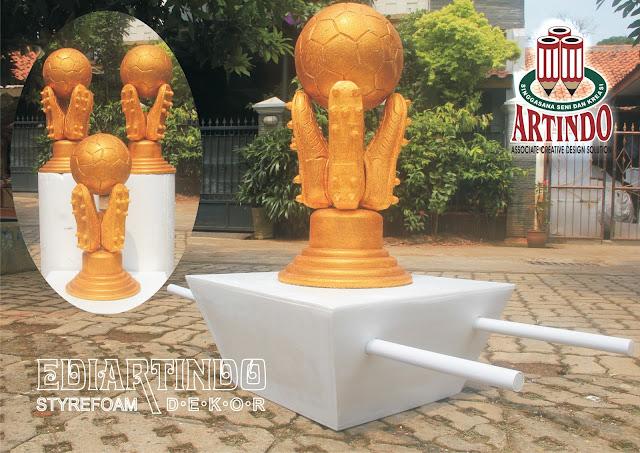 Replika Piala Torabika Bhayangkara CUP