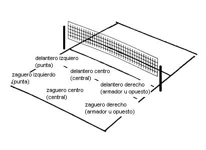 funciones del armador voleibol