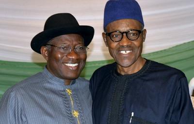 Goodluck Jonathan Felicitates With President Buhari As He Turns 74 Today
