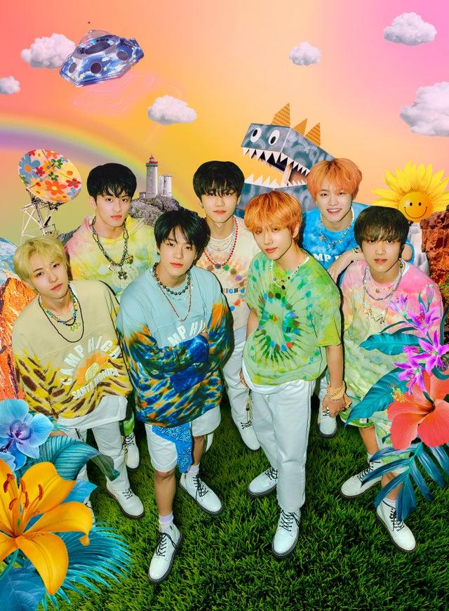 Comeback dengan 7 Member : Jeno, Jaemin, Jisung, Mark, Haechan, Chenle, Renjun