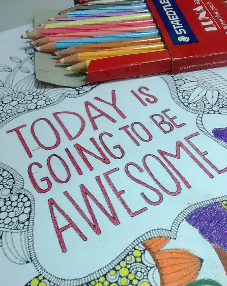 Coloring book untuk dewasa - Tapi Nggak Ada Salahnya Bukan Kalau Orang Dewasa Juga Ingin Mewarnai Tapi Tentunya Nggak Pakai Buku Mewarnai Anak Yang Bergambar Berbagai Karakter Kartun