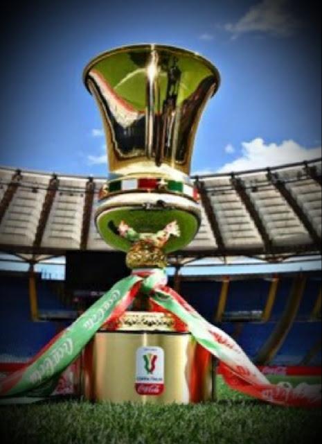 المباراة النهائية لكأس إيطاليا