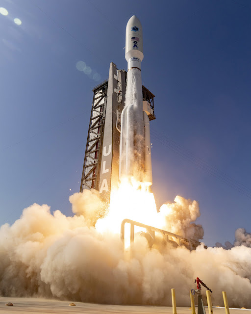 United Launch Alliance Successfully Launches First National Security Space Mission for the U.S. Space Force