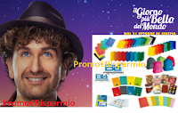 Logo Colora il giorno più bello del mondo: vinci forniture Blasetti e 50 biglietti Cinema