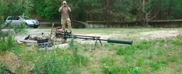 Маяк показав дослідний зразок гвинтівки Нічний Хижак