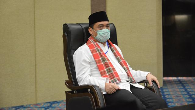 Terpilih Jadi Wagub DKI, Nasib Riza Patria Kini Ada di Tangan Jokowi
