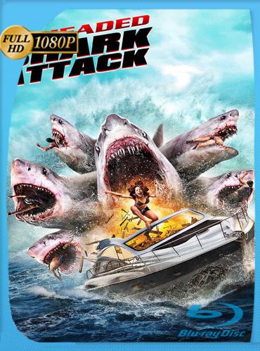El Ataque Del Tiburón De Seis Cabezas (2018) HD [1080p] Latino Dual [GoogleDrive] TeslavoHD