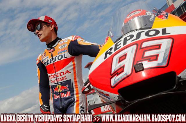 Rider Marc Marquez Tutup Musim 2019 Dengan Sempurna