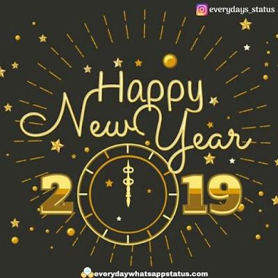happy new year 2019 gif | Everyday Whatsapp Status | Best 20+ Happy New Year HD Photos