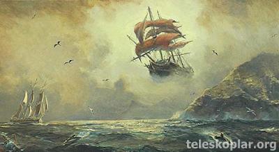 uçan hollandalının gemisi