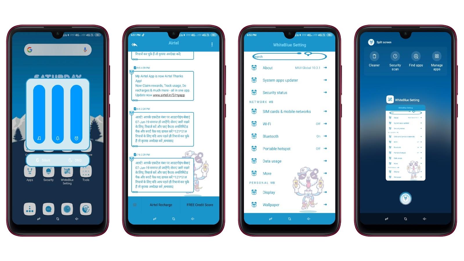 Обои Экрана Блокировки Миуи 10