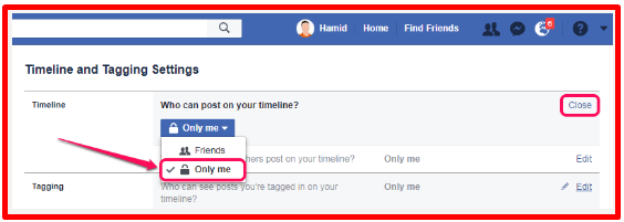 How Can I Make My Facebook Private