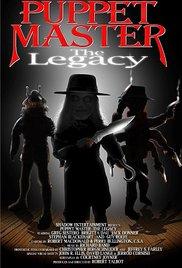 Watch Puppet Master: The Legacy Online Free 2003 Putlocker